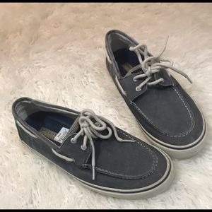 Sperry Boat Shoes.  NWOT